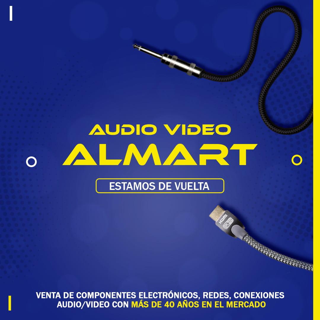 Diseño de post para audi video almart en caracas venezuela